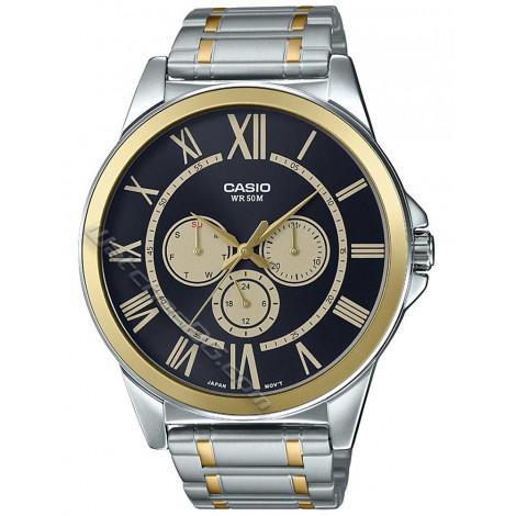 Мъжки кварцов часовник CASIO Collection MTP-E318SG-1BV