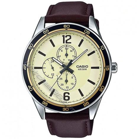 Мъжки кварцов часовник CASIO Collection MTP-E319L-9BV