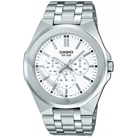 Мъжки кварцов часовник CASIO Collection MTP-SW330D-7AV