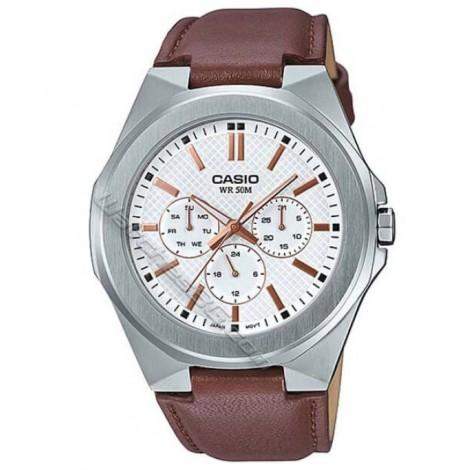 Мъжки кварцов часовник CASIO Collection MTP-SW330L-7AV