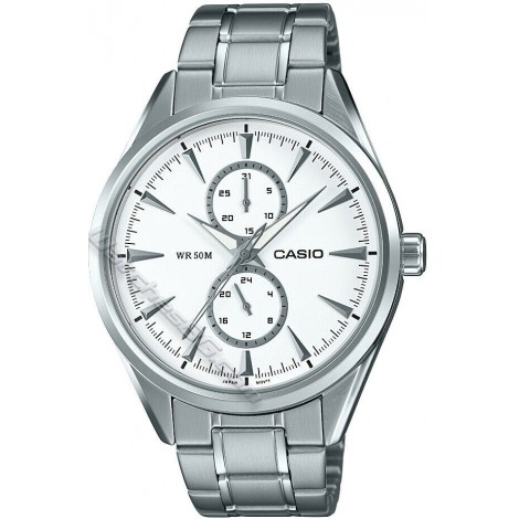 Мъжки кварцов часовник CASIO Collection MTP-SW340D-7AV