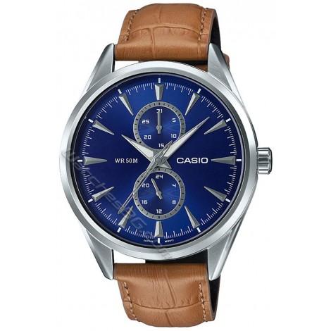 Мъжки кварцов часовник CASIO Collection MTP-SW340L-2AV