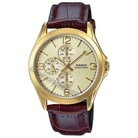 Мъжки часовник CASIO MTP-V301GL-9AV Collection