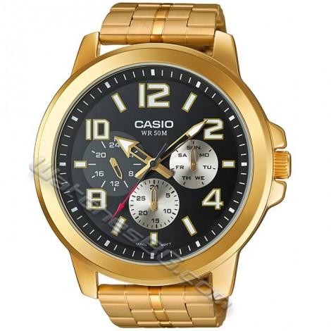 Часовник CASIO MTP-X300G-1AV Collection