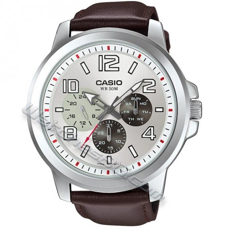 Часовник CASIO MTP-X300L-7AV Collection