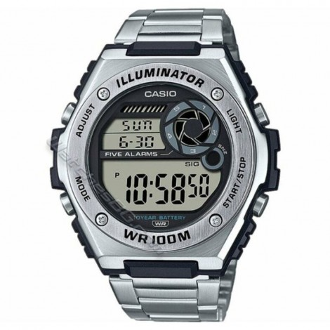 Мъжки кварцов часовник Casio Collection MWD-100HD-1AV