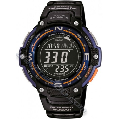Часовник CASIO SGW-100-2BE Collection