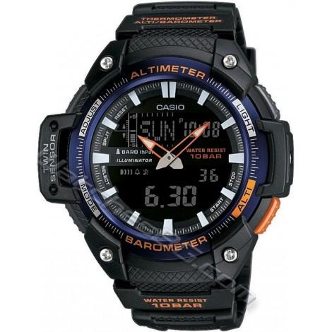 Часовник CASIO SGW-450H-2BE Sport Timer