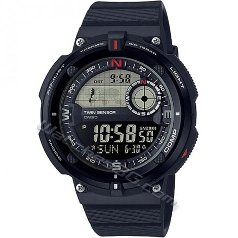 Часовник CASIO SGW-600H-1BE Collection