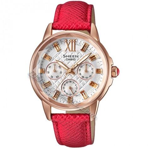 Дамски часовник CASIO SHE-3029PGL-7AU SHEEN