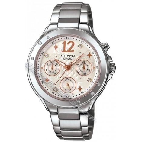 Дамски часовник CASIO SHE-3032D-7AU Sheen