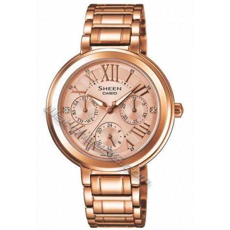 Дамски часовник CASIO SHE-3034PG-9AU SHEEN