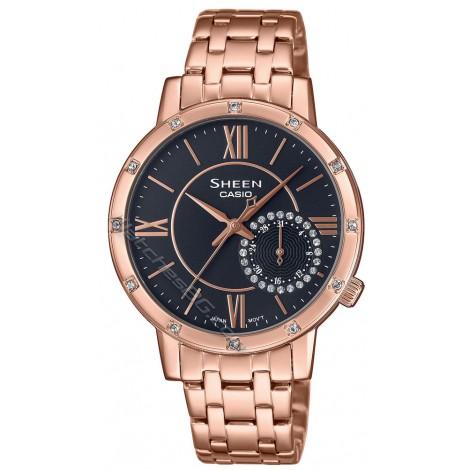 Дамски кварцов часовник CASIO SHEEN SHE-3046PG-8A