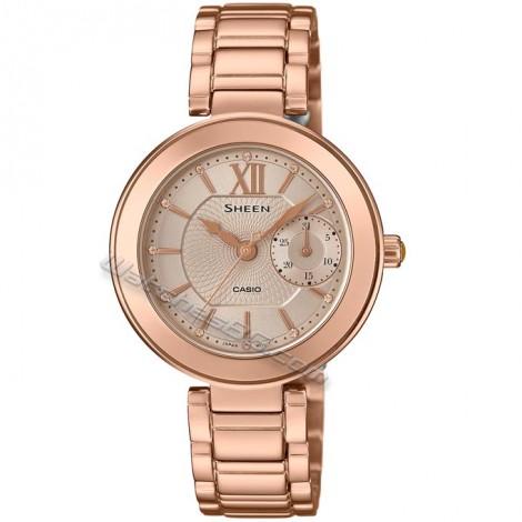 Дамски часовник CASIO SHE-3050PG-7AU SHEEN
