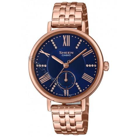 Дамски кварцов часовник CASIO SHEEN SHE-3066PG-2A