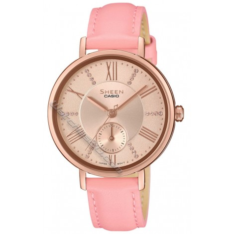 Дамски кварцов часовник CASIO SHEEN SHE-3066PGL-4A