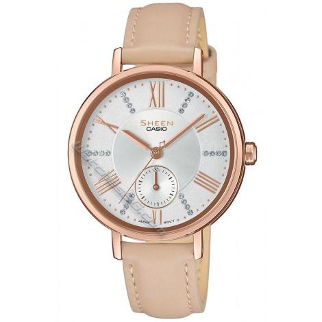Дамски кварцов часовник CASIO SHEEN SHE-3066PGL-7B