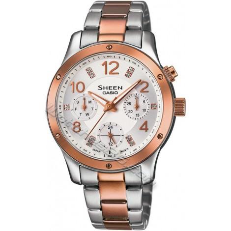 Дамски часовник CASIO SHE-3807SPG-7AU SHEEN