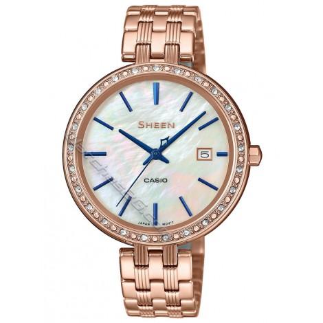 Дамски кварцов часовник CASIO SHEEN SHE-4052PG-2A