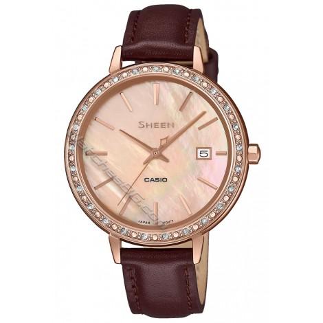 Дамски кварцов часовник CASIO SHEEN SHE-4052PGL-4A