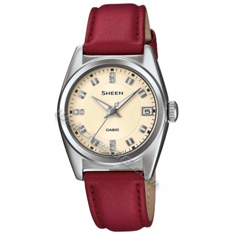 Дамски часовник CASIO SHE-4518L-9AU SHEEN