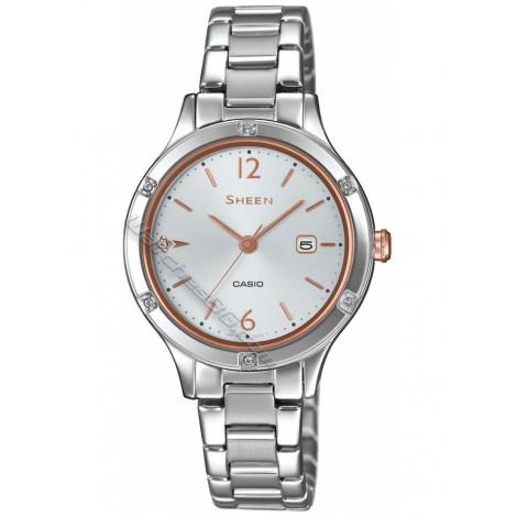 Дамски кварцов часовник CASIO SHEEN SHE-4533D-7A