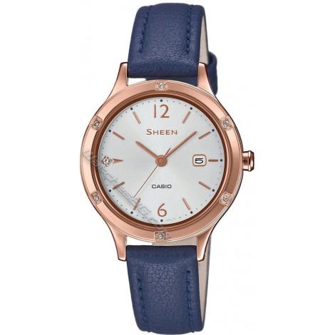 Дамски кварцов часовник CASIO SHEEN SHE-4533PGL-7B
