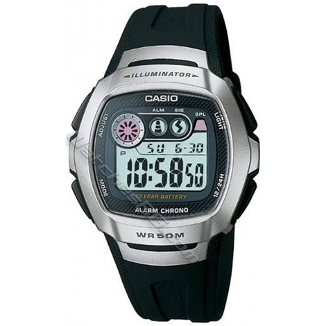Мъжки часовник CASIO Collection W-210-1AV