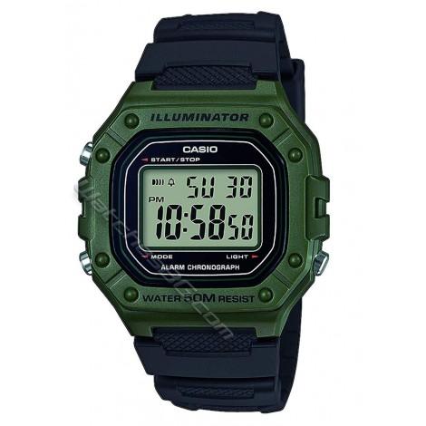Часовник CASIO Collection W-218H-3AVEF
