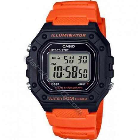 Часовник CASIO Collection W-218H-4B2VEF