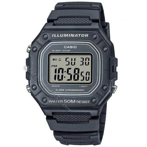 Кварцов часовник CASIO Collection W-218H-8AVEF