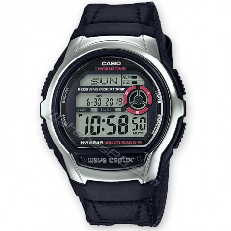 Мъжки часовник Casio WV-M60B-1AE Wave Ceptor