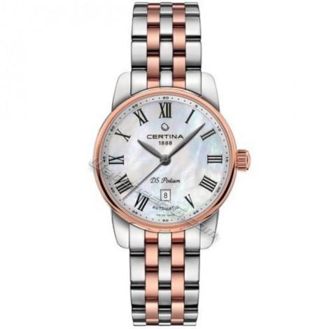 Дамски часовник CERTINA DS Podium C001.007.22.113.00