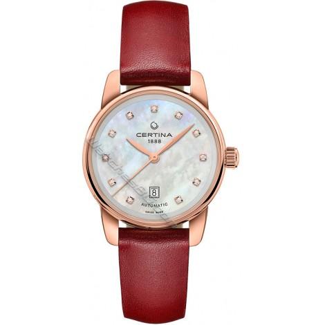 Швейцарски дамски механичен часовник CERTINA DS Podium Lady C001.007.36.116.02