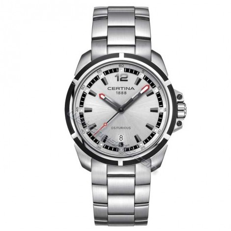 "Мъжки кварцов часовник - хронограф CERTINA ""DS Furious"" C011.410.21.037.00"