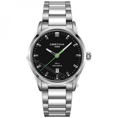Часовник CERTINA Presidrive DS 2 C024.410.11.051.20