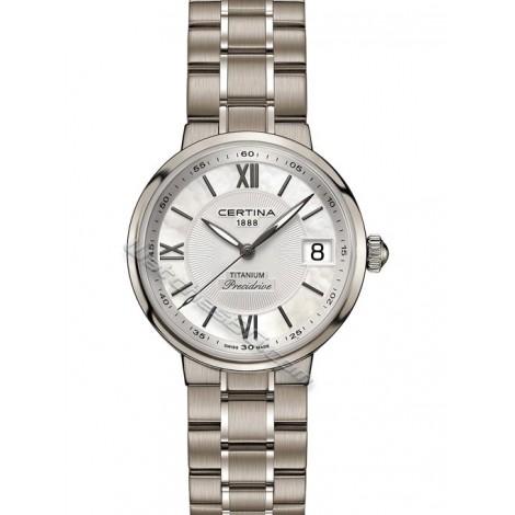 Часовник CERTINA Precidrive DS Stella C031.210.44.113.00