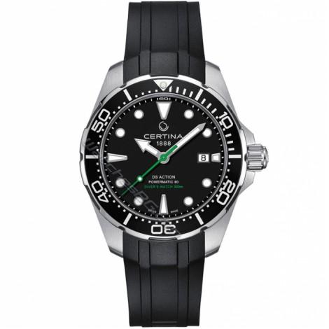 Швейцарски механичен часовник CERTINA DS Action Diver C032.407.17.051.00 Powermatic 80