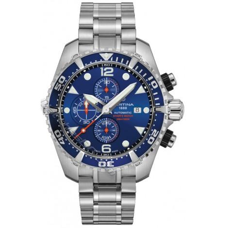 Мъжки часовник CERTINA DS Action Diver C032.427.11.041.00 Chronograph