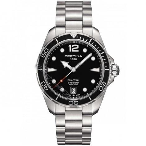 Швейцарски мъжки кварцов часовник CERTINA DS Action C032.451.11.057.00