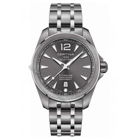 Мъжки кварцов часовник CERTINA Precidrive DS Action C032.851.44.087.00