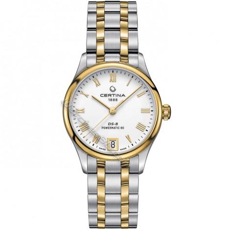 Дамски часовник CERTINA DS 8 Powermatic 80 C033.207.22.013.00