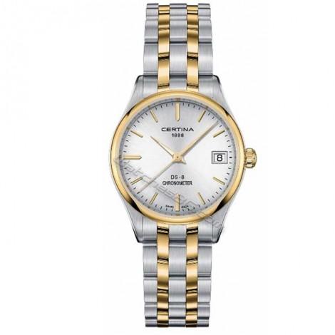 "Дамски часовник CERTINA ""DS 8 Chronometer"" C033.251.22.031.00"