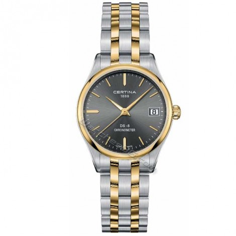 "Дамски часовник CERTINA ""DS 8 Chronometer"" C033.251.22.081.00"