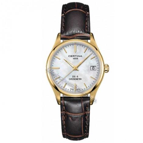 "Дамски часовник CERTINA ""DS 8 Chronometer"" C033.251.36.111.00"