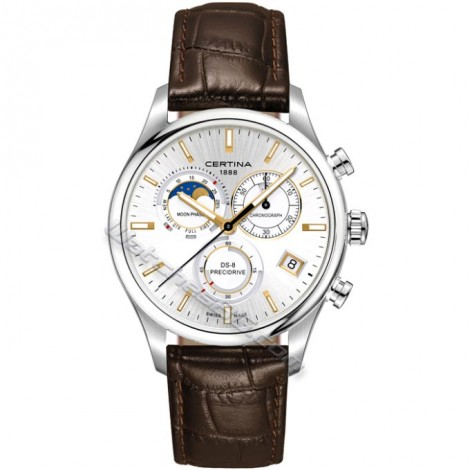Часовник CERTINA Precidrive DS-8 Chrono Moon Phase C033.450.16.031.00