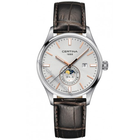 Мъжки часовник CERTINA DS-8 Moon Phase C033.457.16.031.00