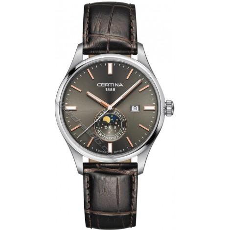 Мъжки часовник CERTINA DS-8 Moon Phase C033.457.16.081.00