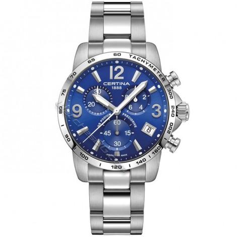 Мъжки часовник CERTINA Precidrive DS Podium C034.417.11.047.00 Chronograph
