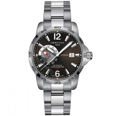 Мъжки часовник CERTINA DS Podium GMT C034.455.44.087.00